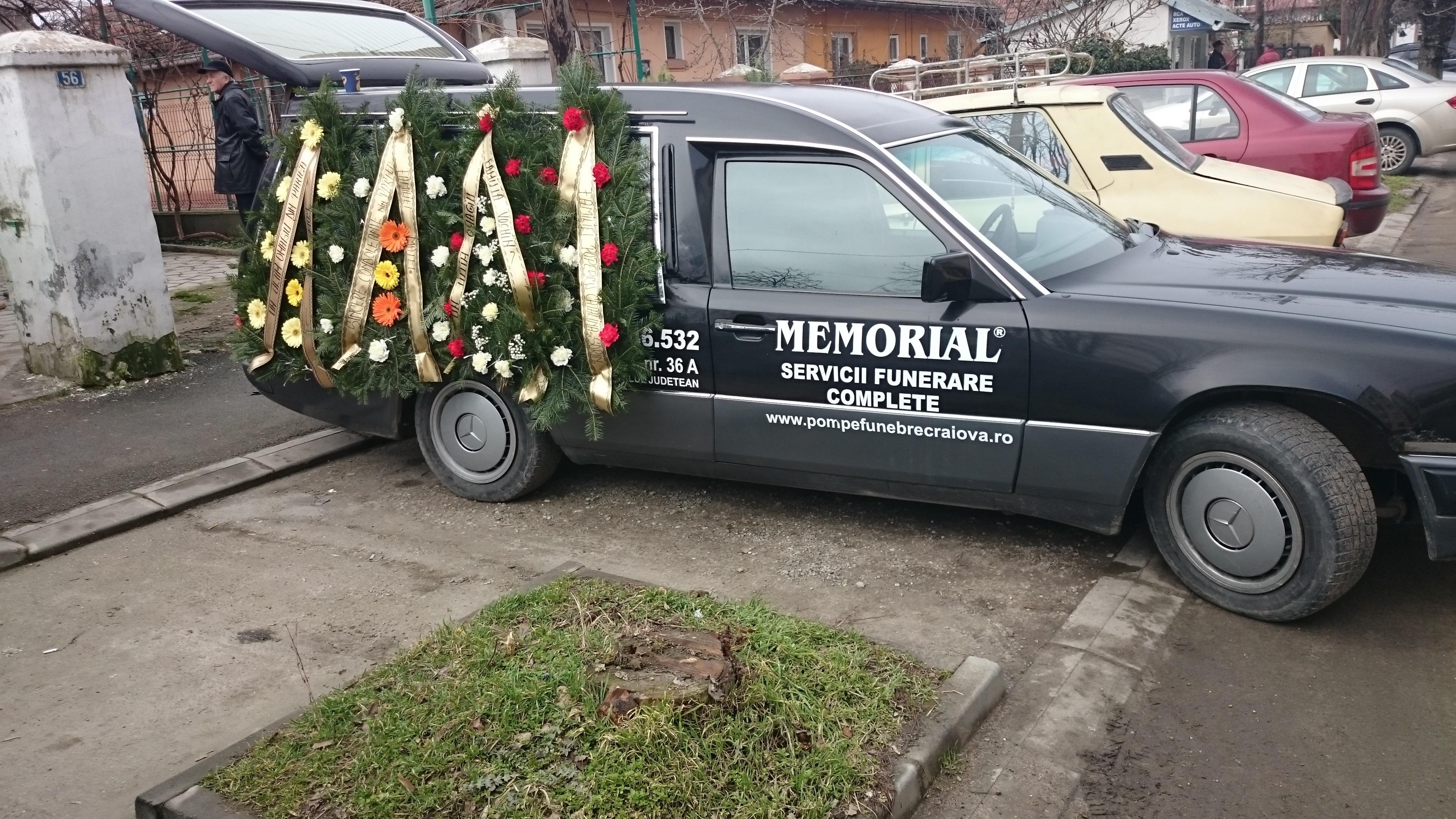 servicii funerare craiova